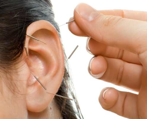 acupuncture for alcoholism and depression